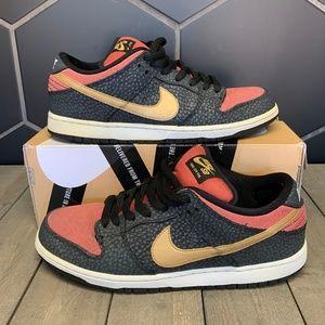 Nike Dunk Low Premium Walk of Fame Skate Shoes 11